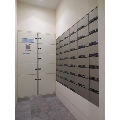 宅配ボックス・メールボックス