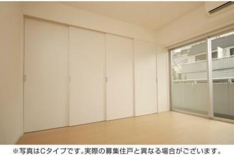パークキューブ四谷三丁目 / 1階 部屋画像8