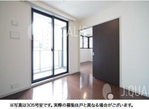 新富町 2分マンション / 9階 部屋画像8