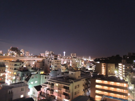 ザ・パークハビオ横浜山手 / 709 部屋画像8