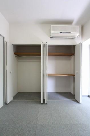 参考写真:南側洋室収納(9階・別タイプ)