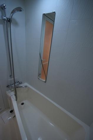 ゆったり入れる浴室