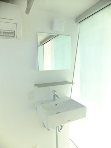 オシャレな洗面台