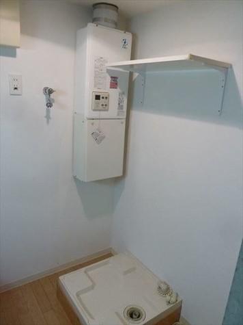 (参考写真)洗濯機置場