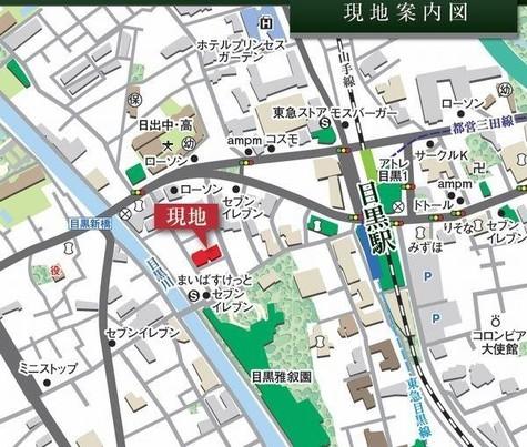 アパートメンツ目黒行人坂 / 3階 部屋画像9