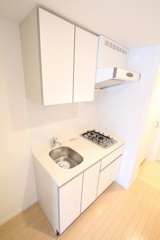参考写真:キッチン(10階・別タイプ)