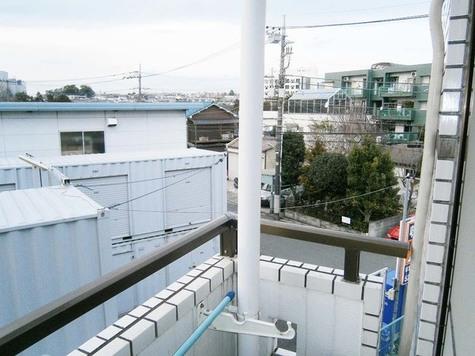 第一東京園マンション / 205 部屋画像9