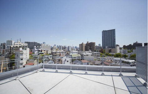 Kukai Terrace恵比寿 / 5階 部屋画像9