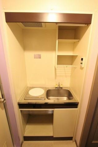参考写真:キッチン(7階・反転タイプ)