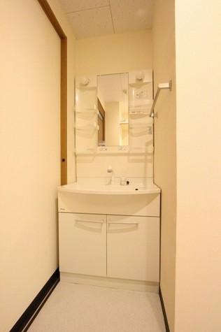 参考写真:洗面台(3階・別タイプ)
