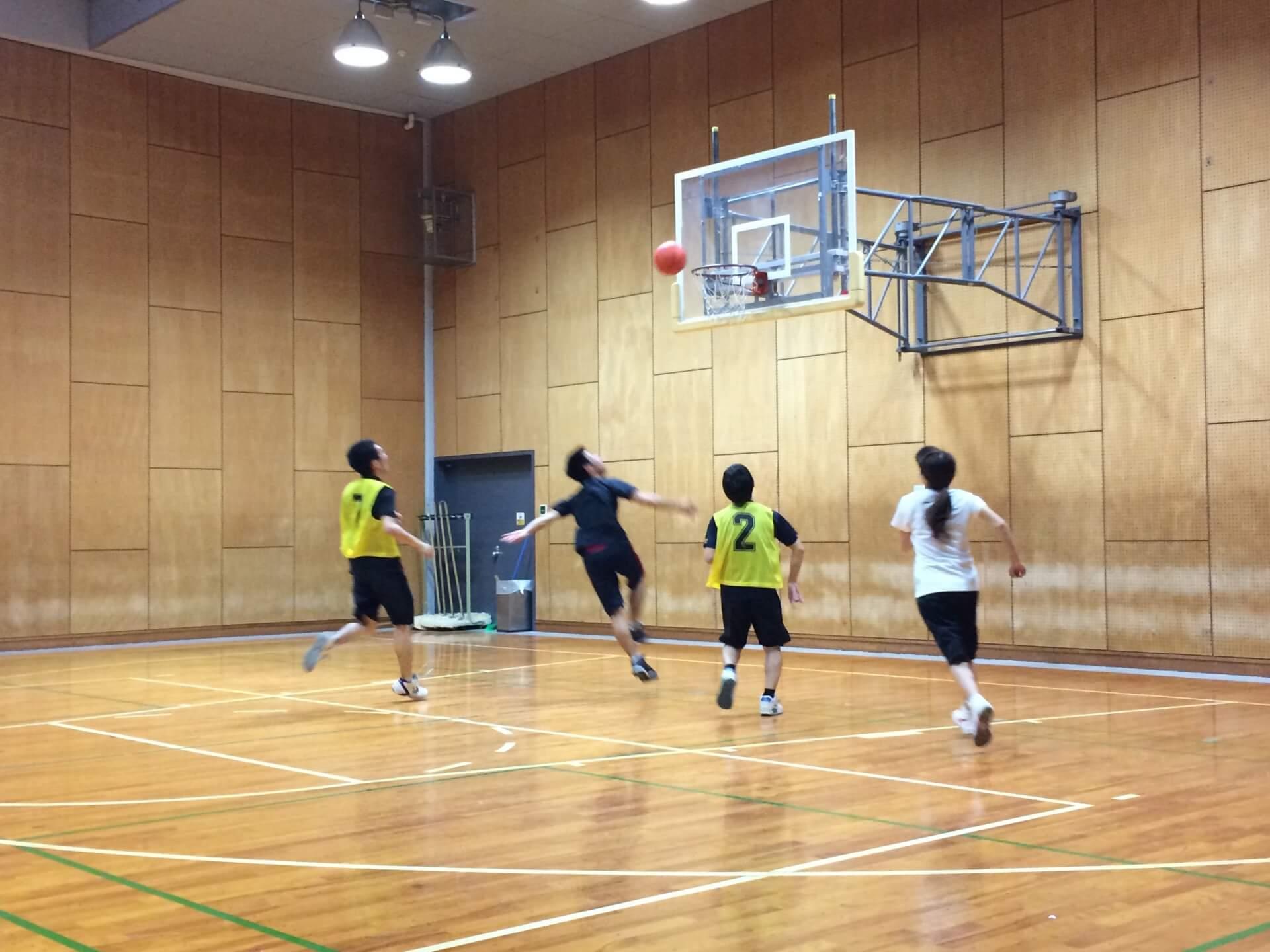 バスケのポジション・性格による向き不向き