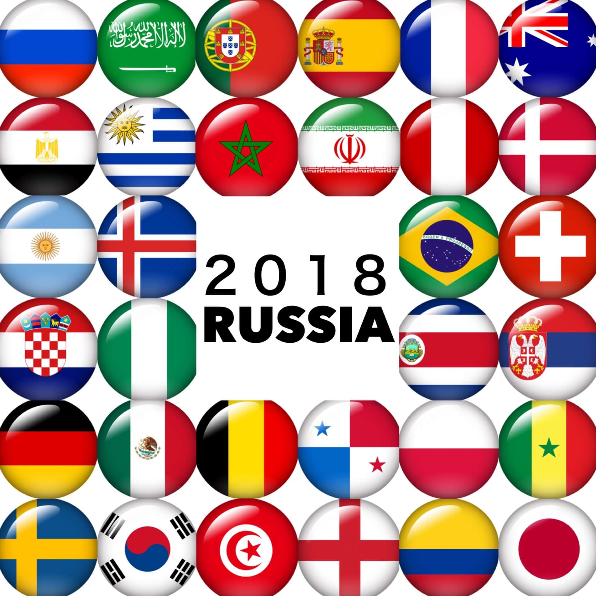 サッカーの競技人口を国別にまとめてみました
