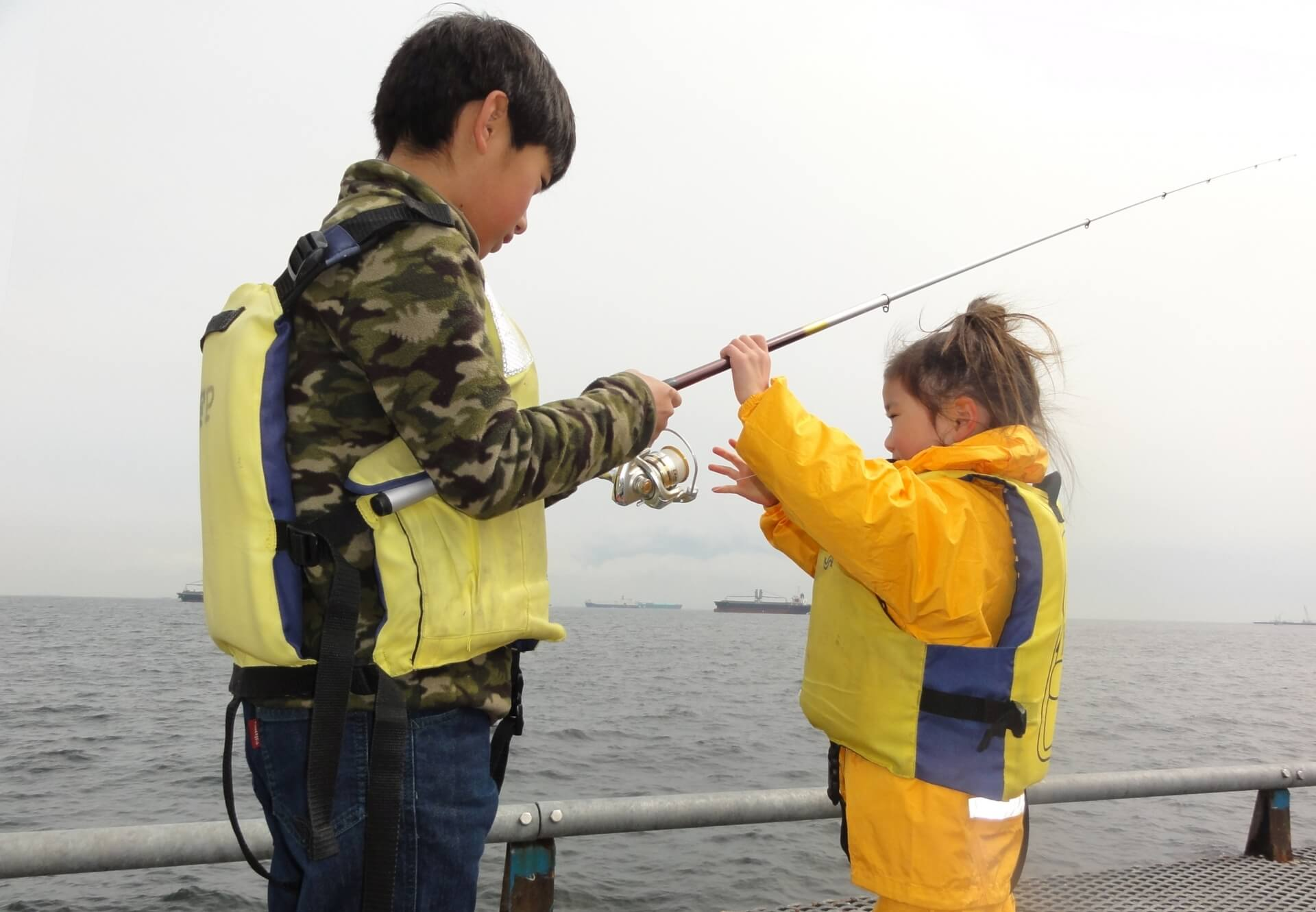 釣りは冬でもできる!初心者にも釣れる魚まとめ