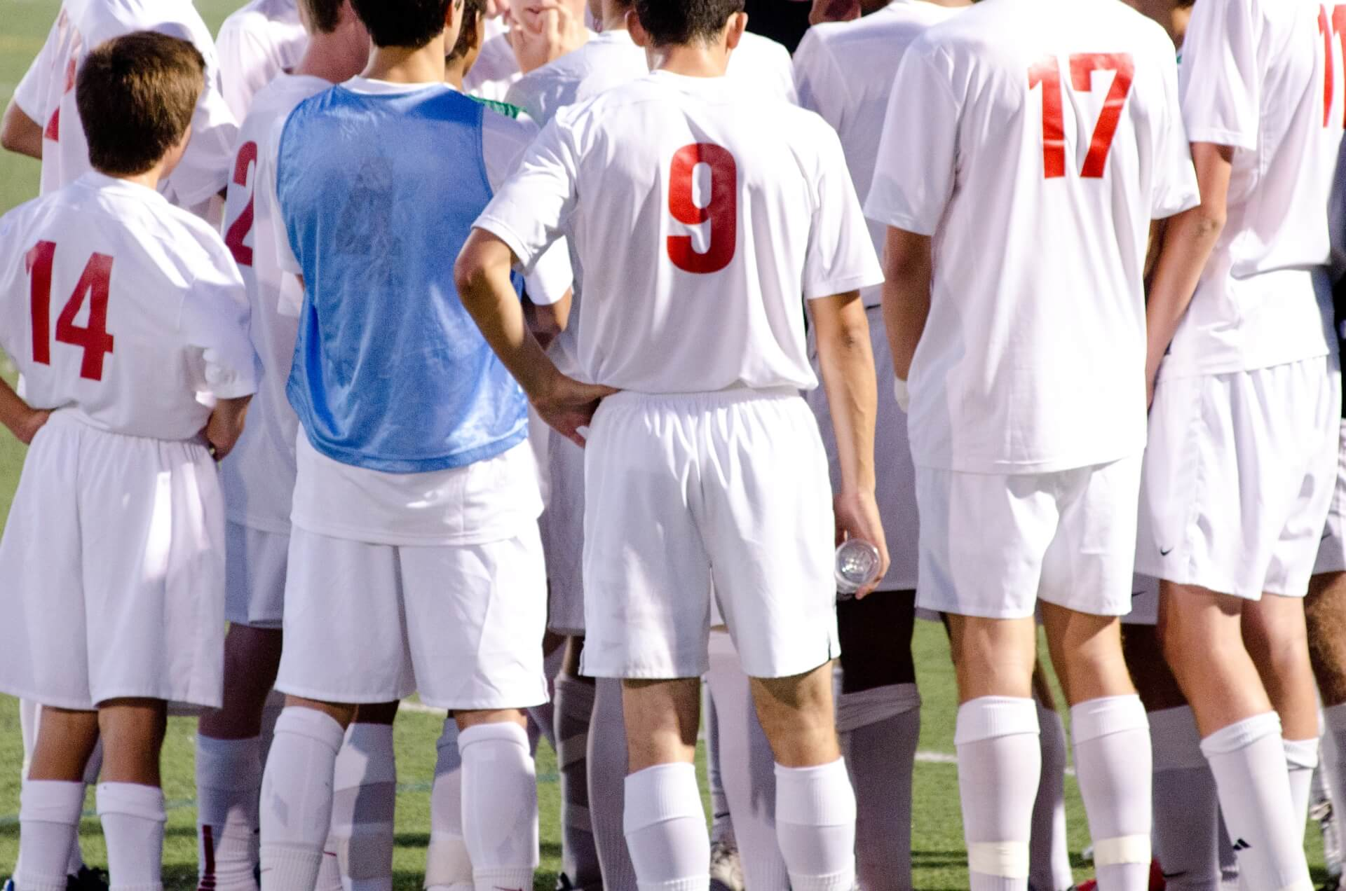 サッカーの背番号とその意味!意味を知ってもっとサッカーを楽しもう!