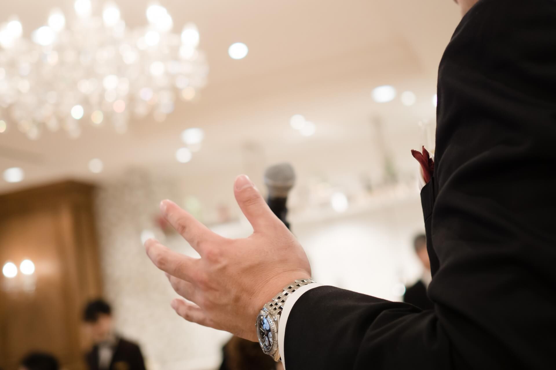 懇親会の最後をきっちり締めよう!閉会の挨拶に必ず入れるべきフレーズ