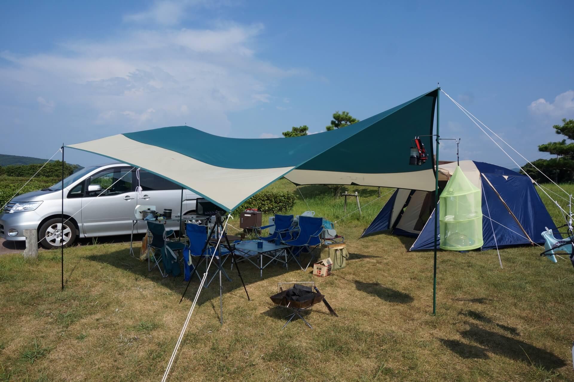 キャンプにおすすめのストーブ