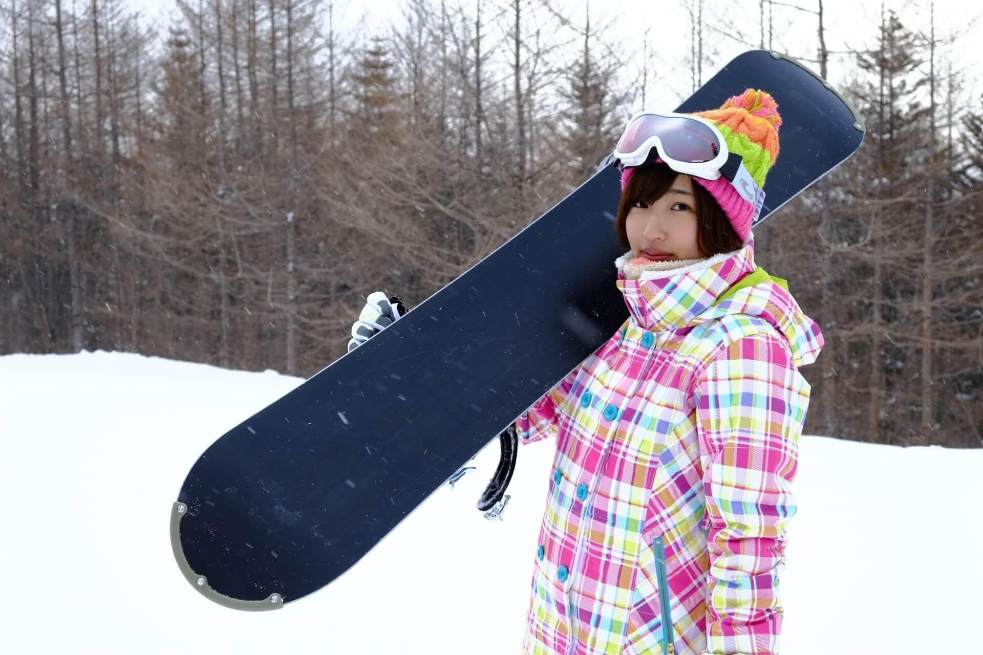 スノーボードの人気ブランドとは?