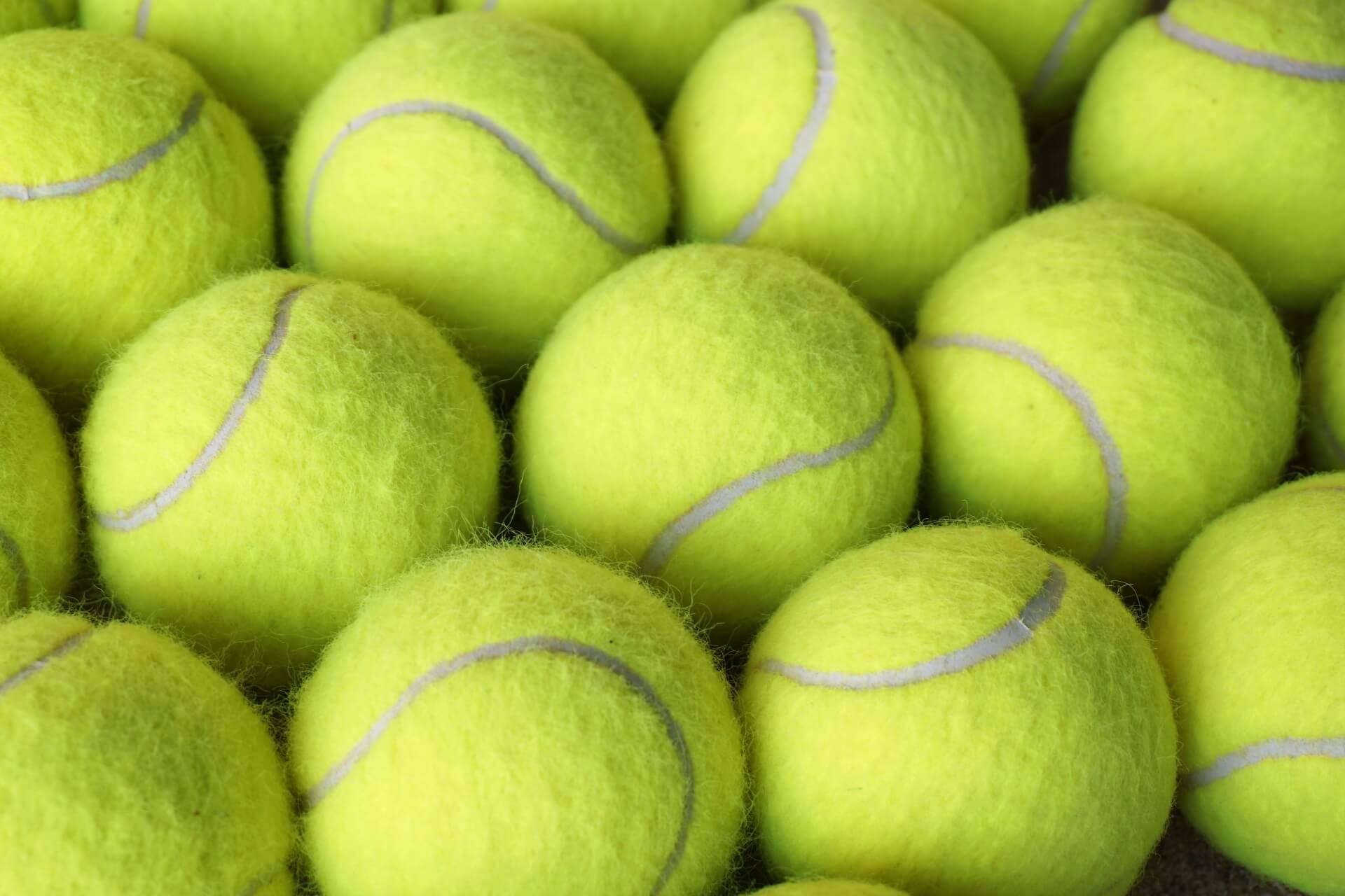 テニスボールの種類と特徴