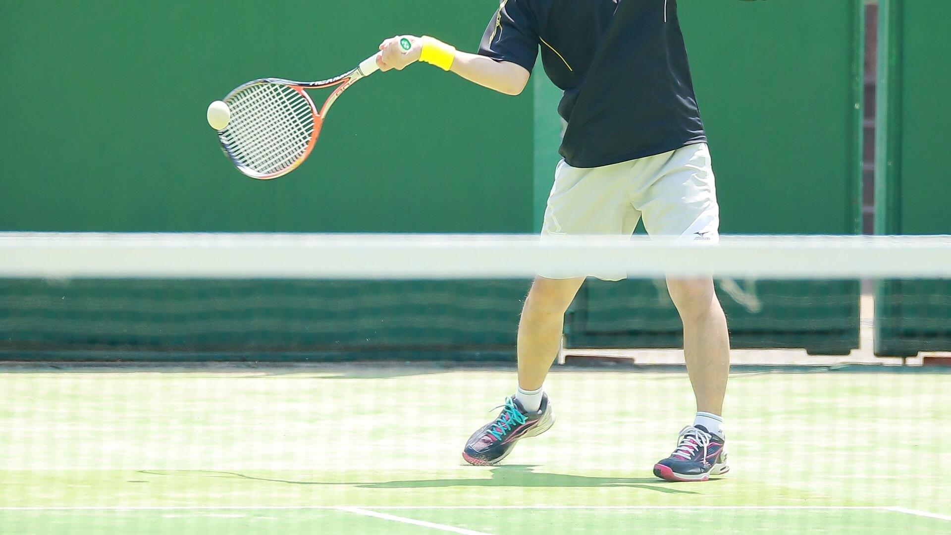 テニスの猛者たち】最強のビッグ...
