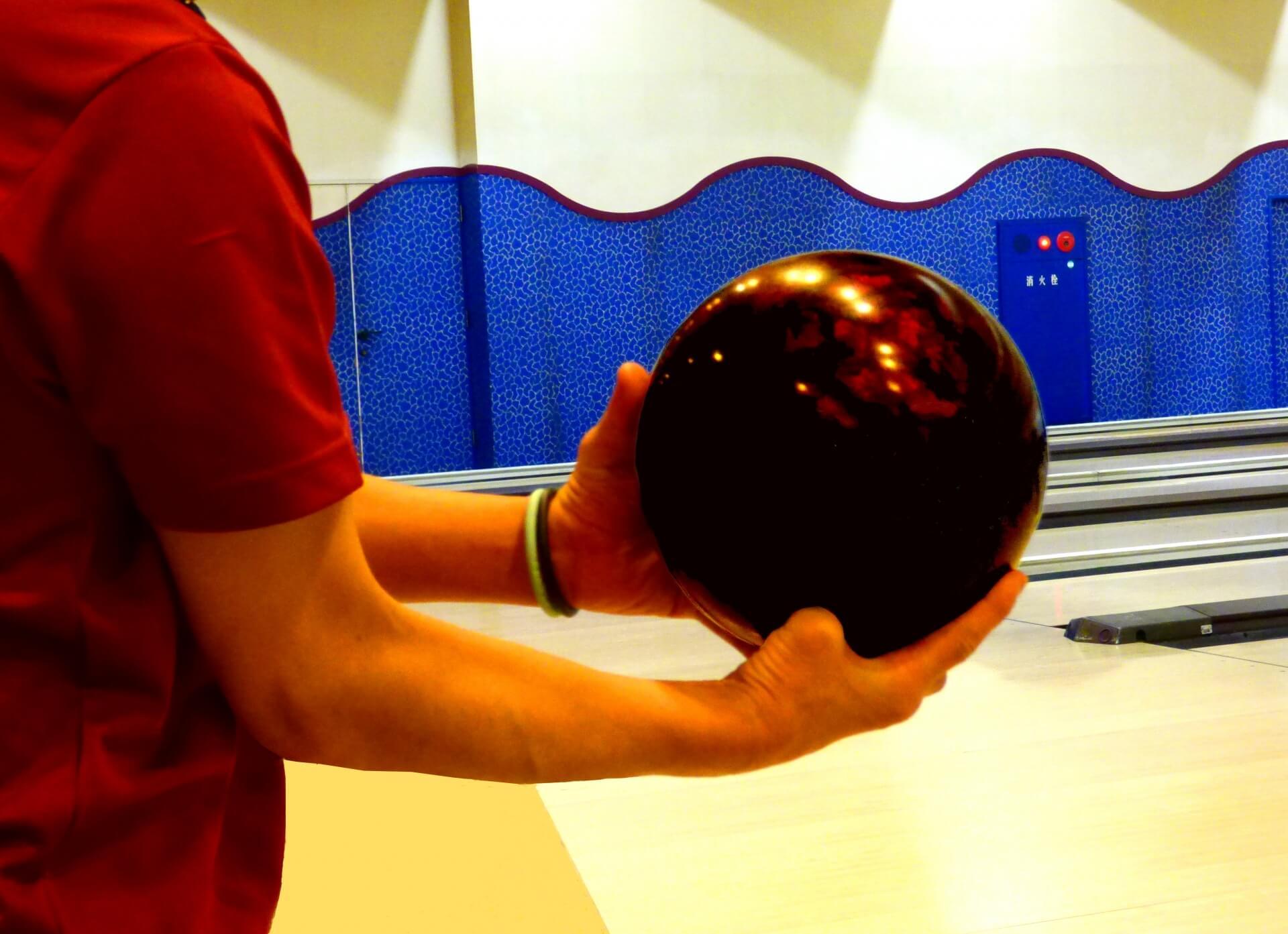 ボーリングゲームを楽しむために身につけておくべき基本の動作