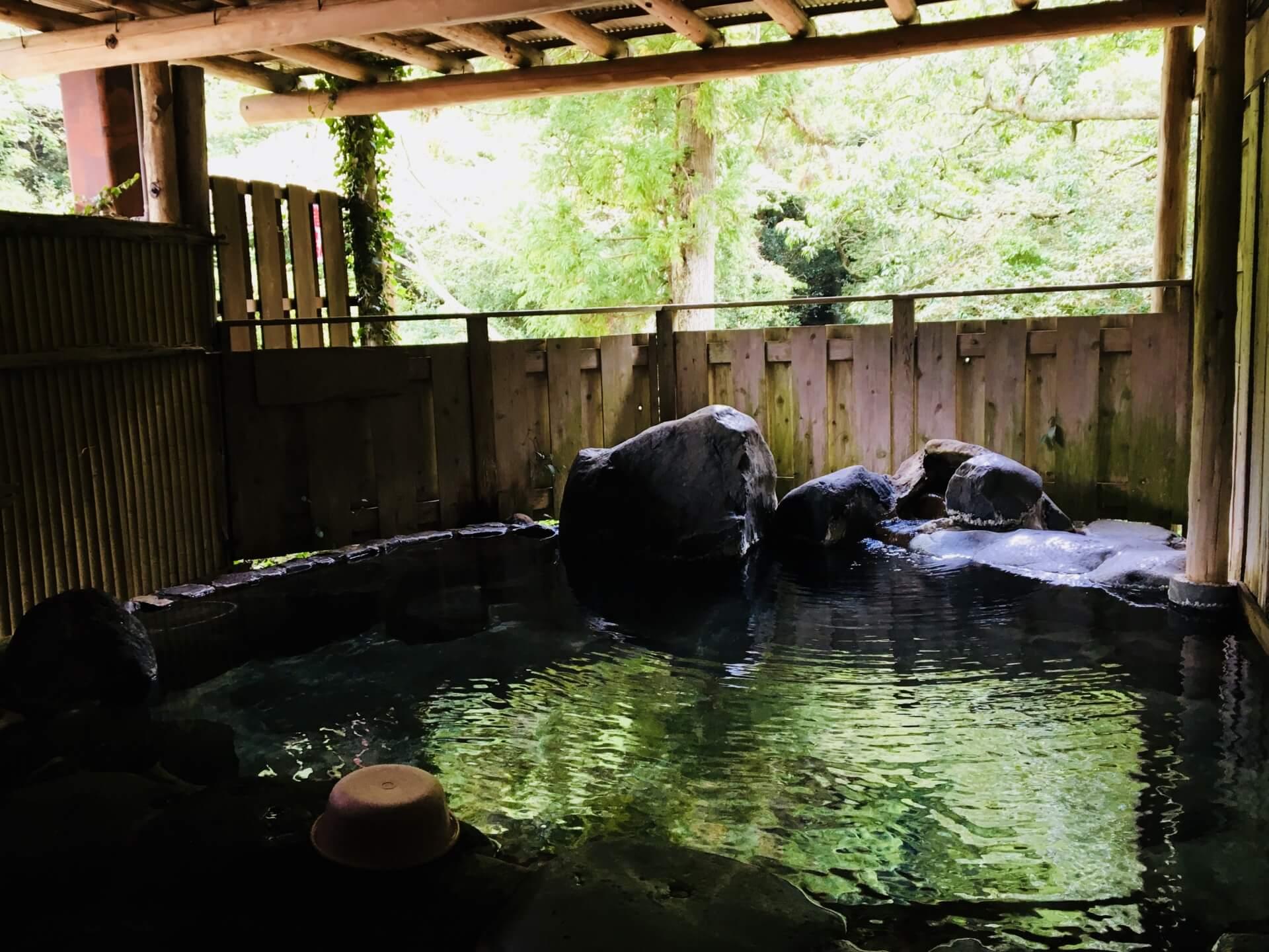 温泉は気持ちいいけど岩手には秘湯の温泉があるのかな?
