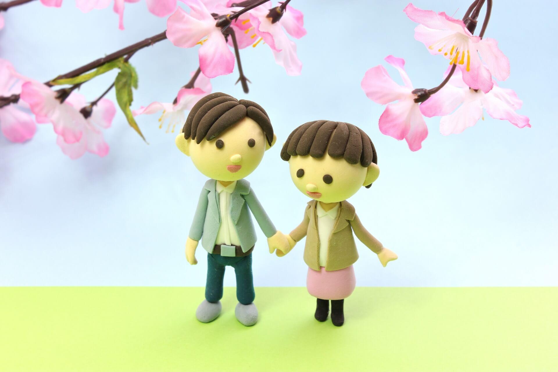 男たちよ、女子のお花見デートに警戒せよ!?