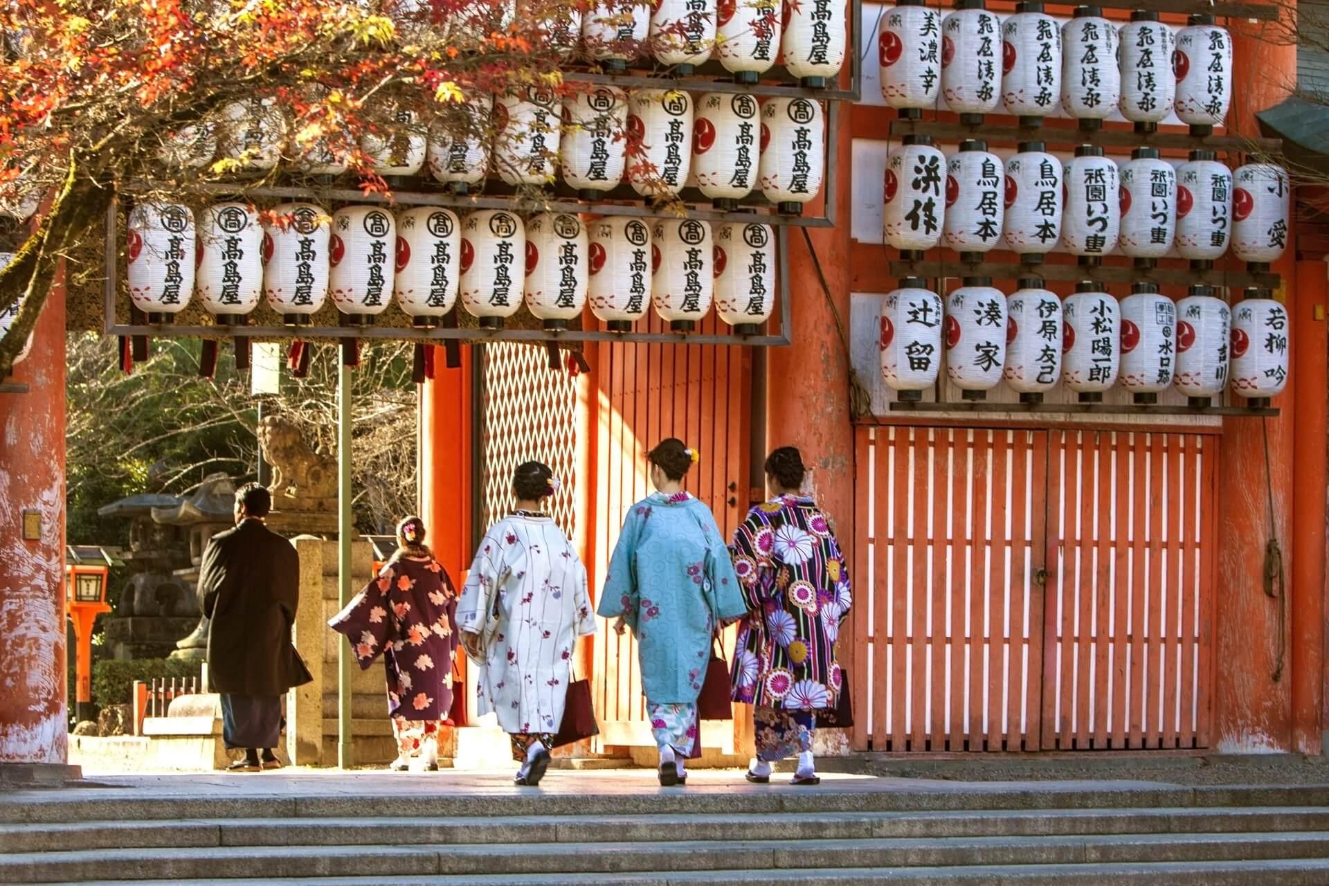 歴史ある京都…、初詣は時代を見守る神社で決まり!