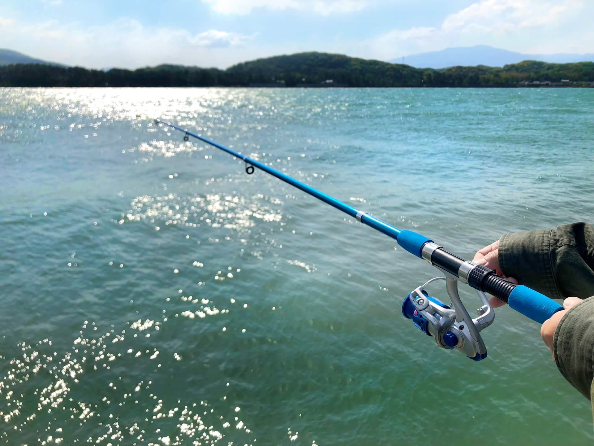 どうやって見つける?釣りのポイントーポイントを見つけるポイント
