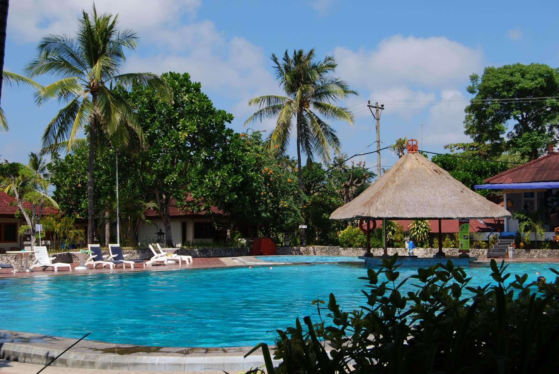 リッチに楽しもうプール付きホテル!プールがある高級ホテル特集