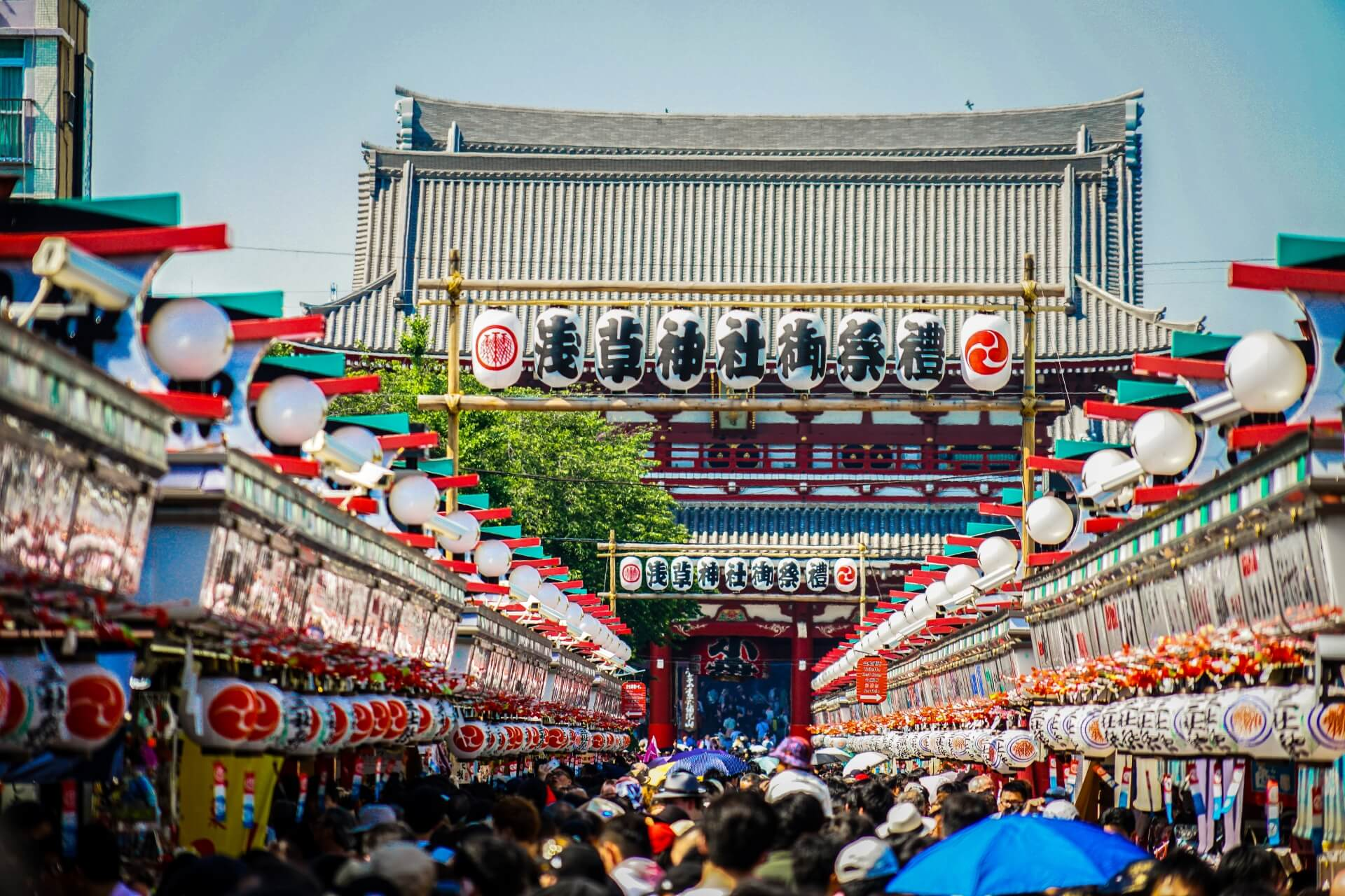 東京の代表的なお祭り3選