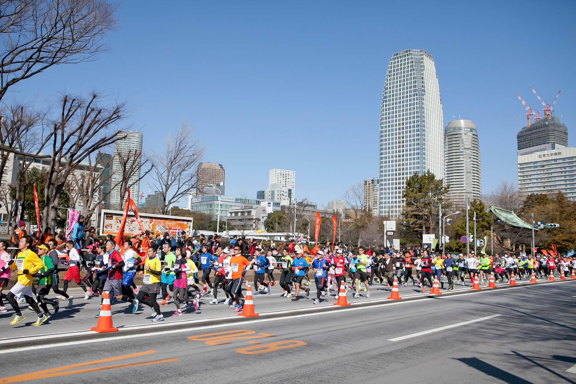 社会人のためのマラソンの効果的なトレーニング方法