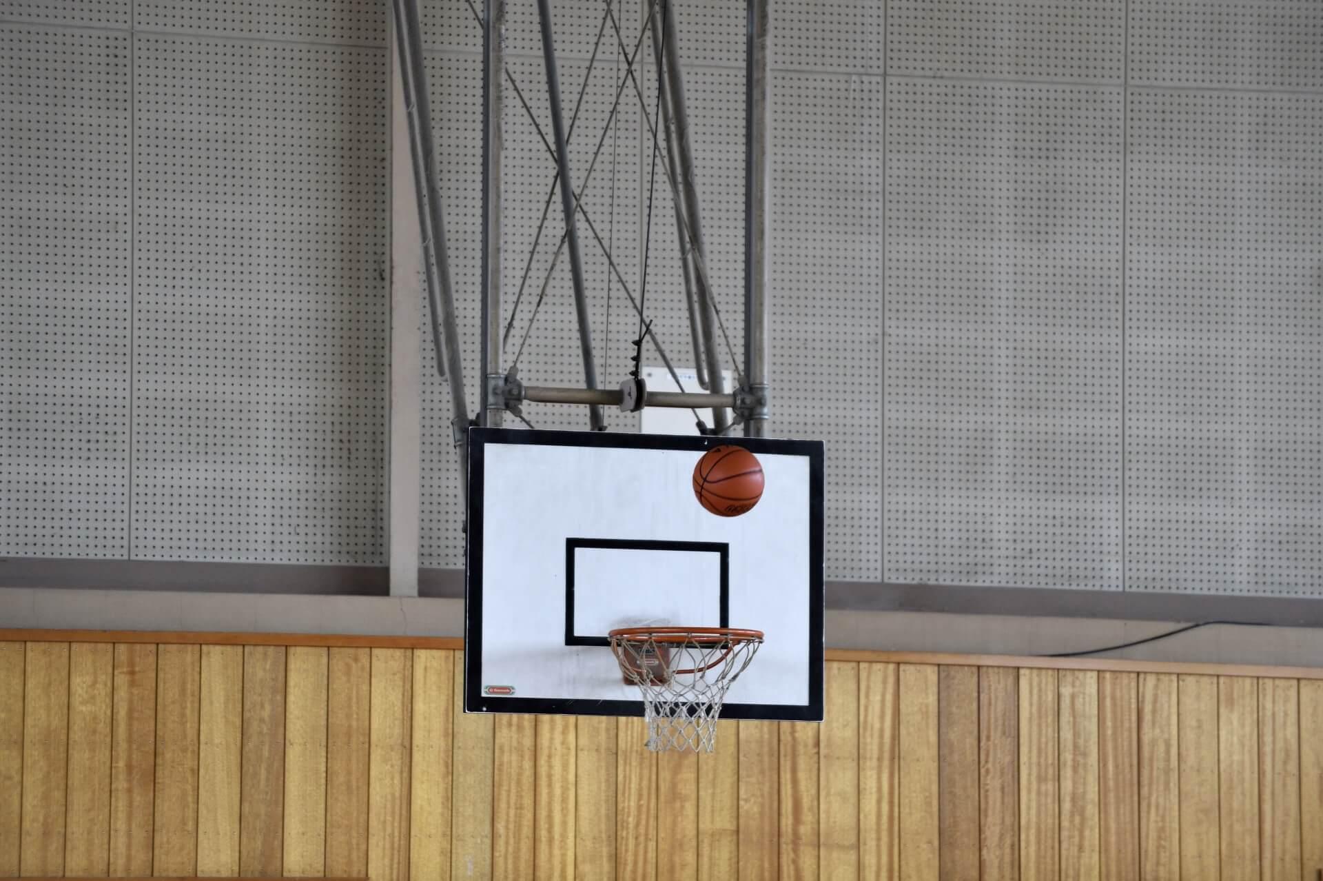 バスケのフォーメーションを紹介