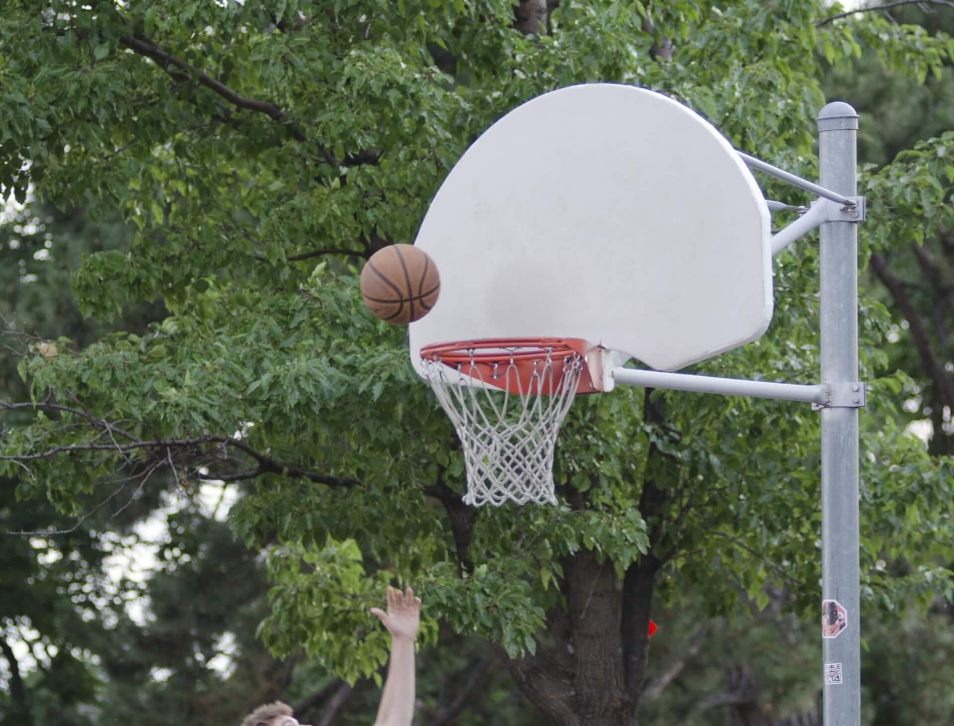天才バスケットボール選手