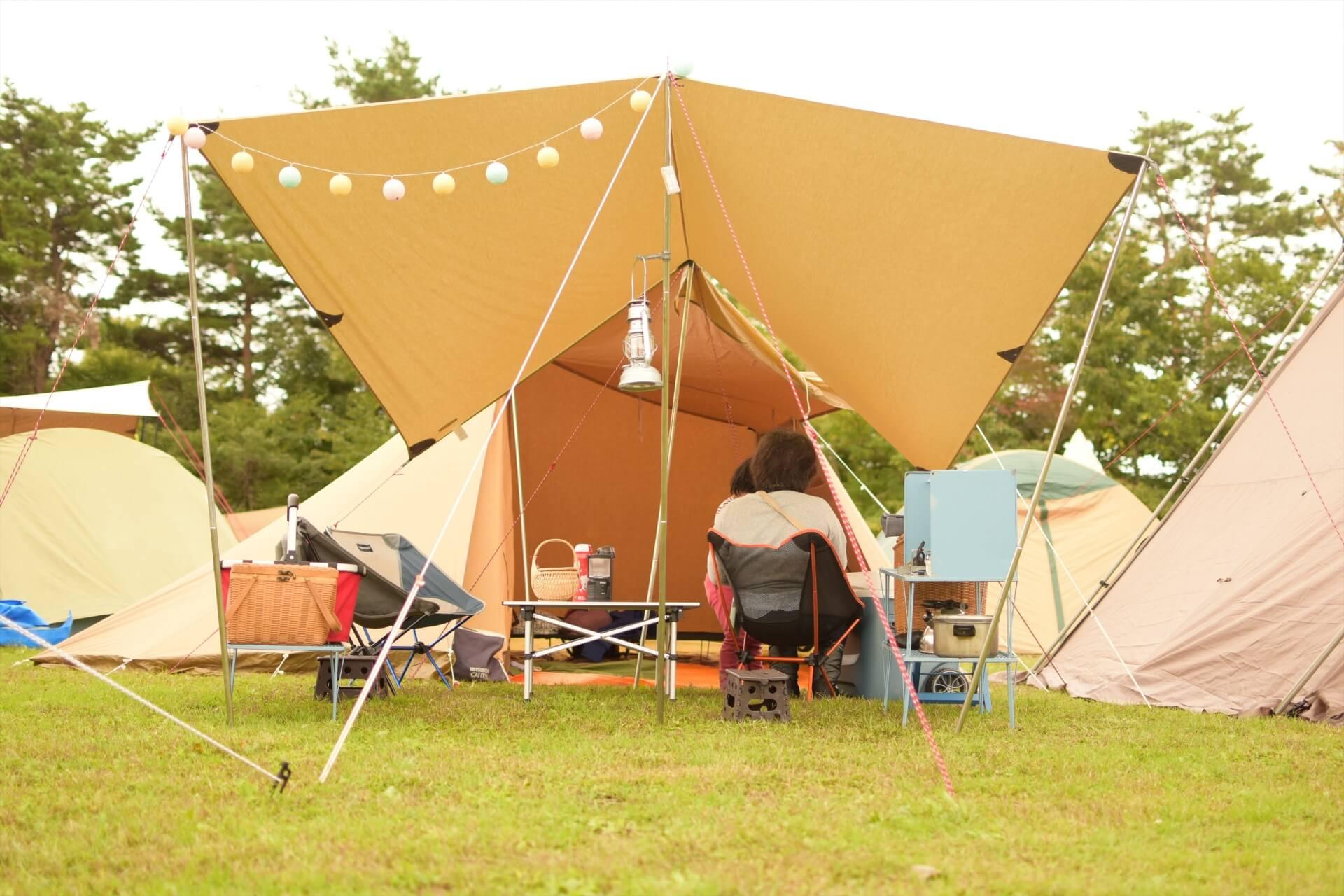 これからキャンプを始める方へ送るキャンプ用品入門