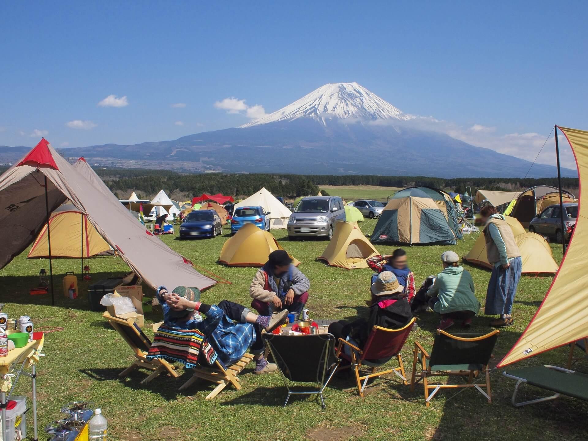 キャンプ初心者が知っておくべきキャンプ場のマナー