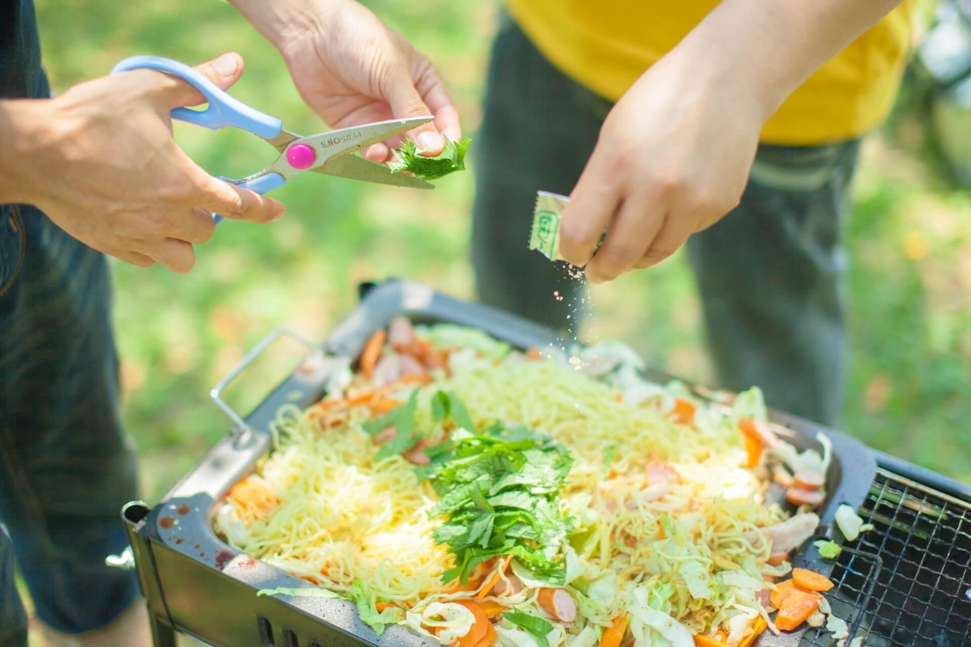 キャンプでぜひ作りたい簡単料理