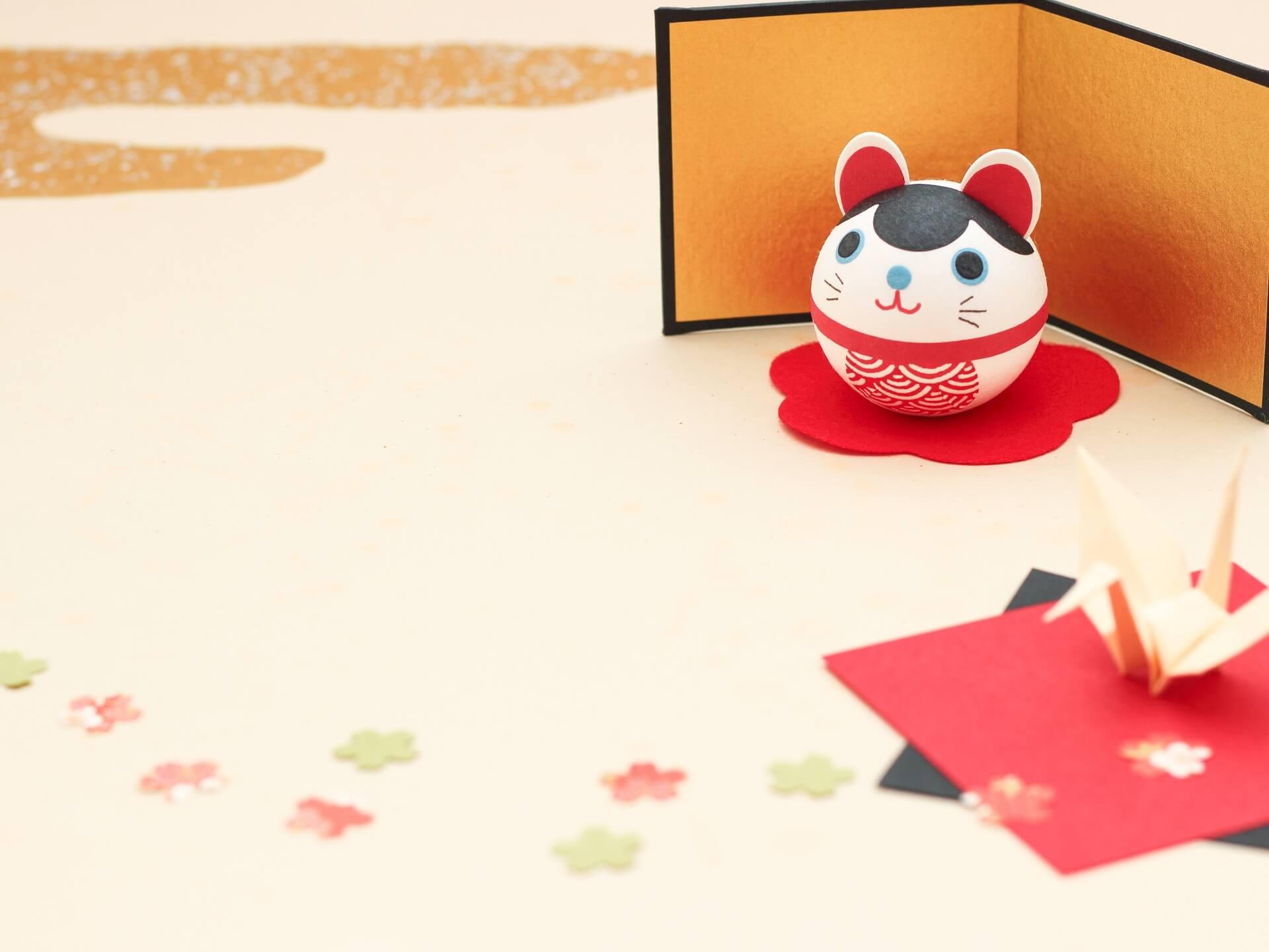 お正月の折り紙作り方サイト