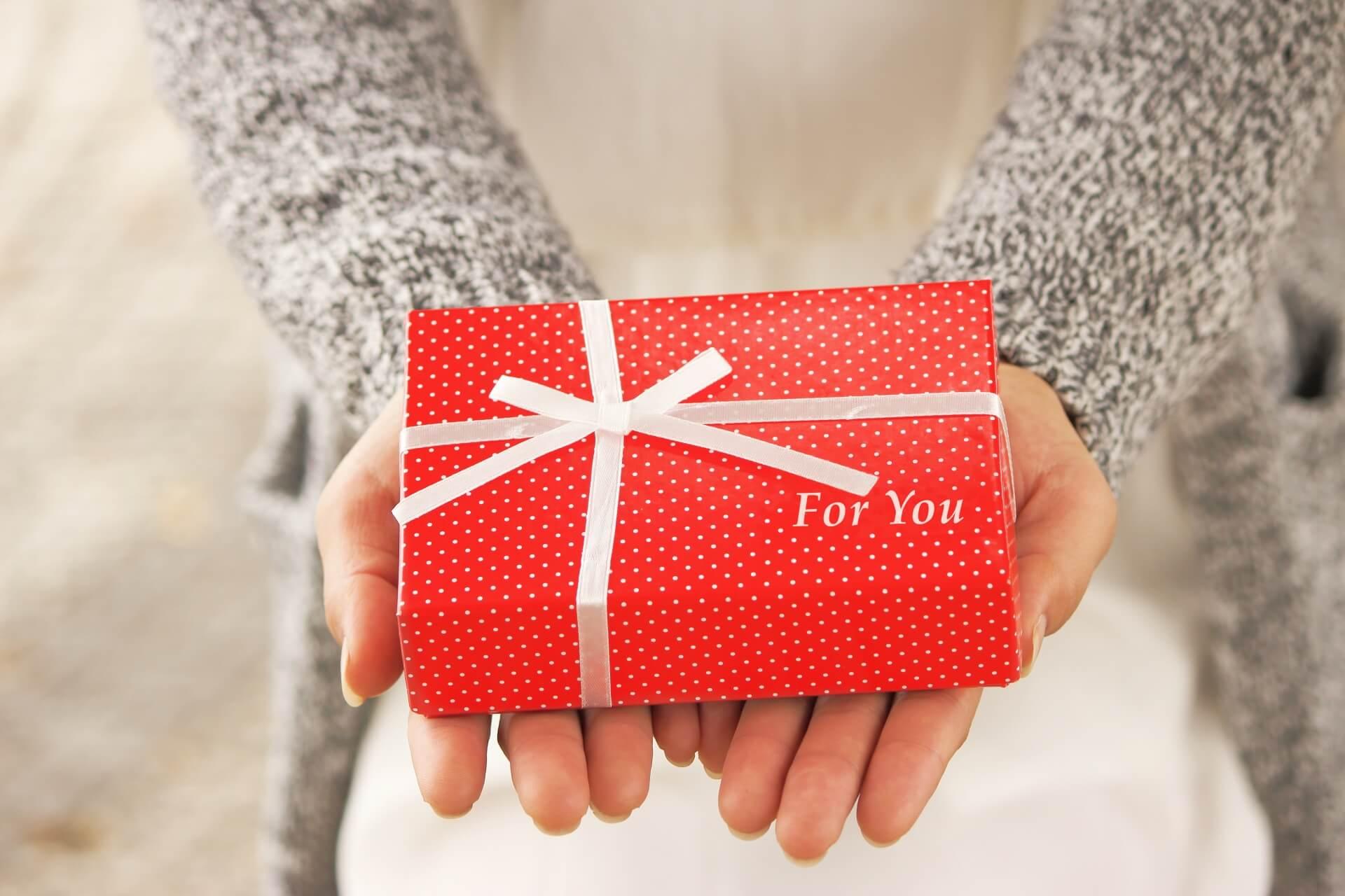 プレゼントの画像