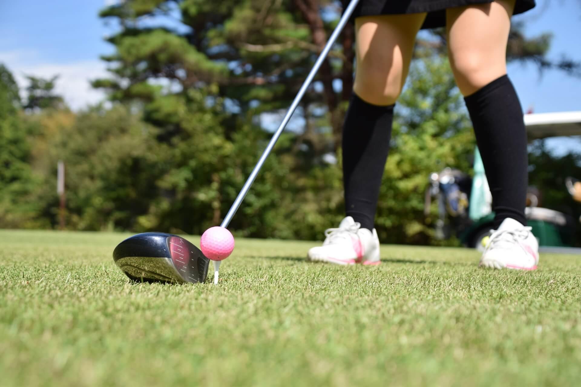 ゴルフの飛距離を伸ばしたい!ゴルフ女子にぴったりの練習方法