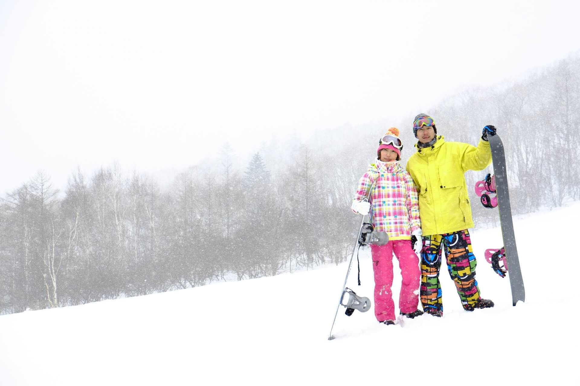【スノーボード】「滑る」に慣れたらグラトリに挑戦してみよう!
