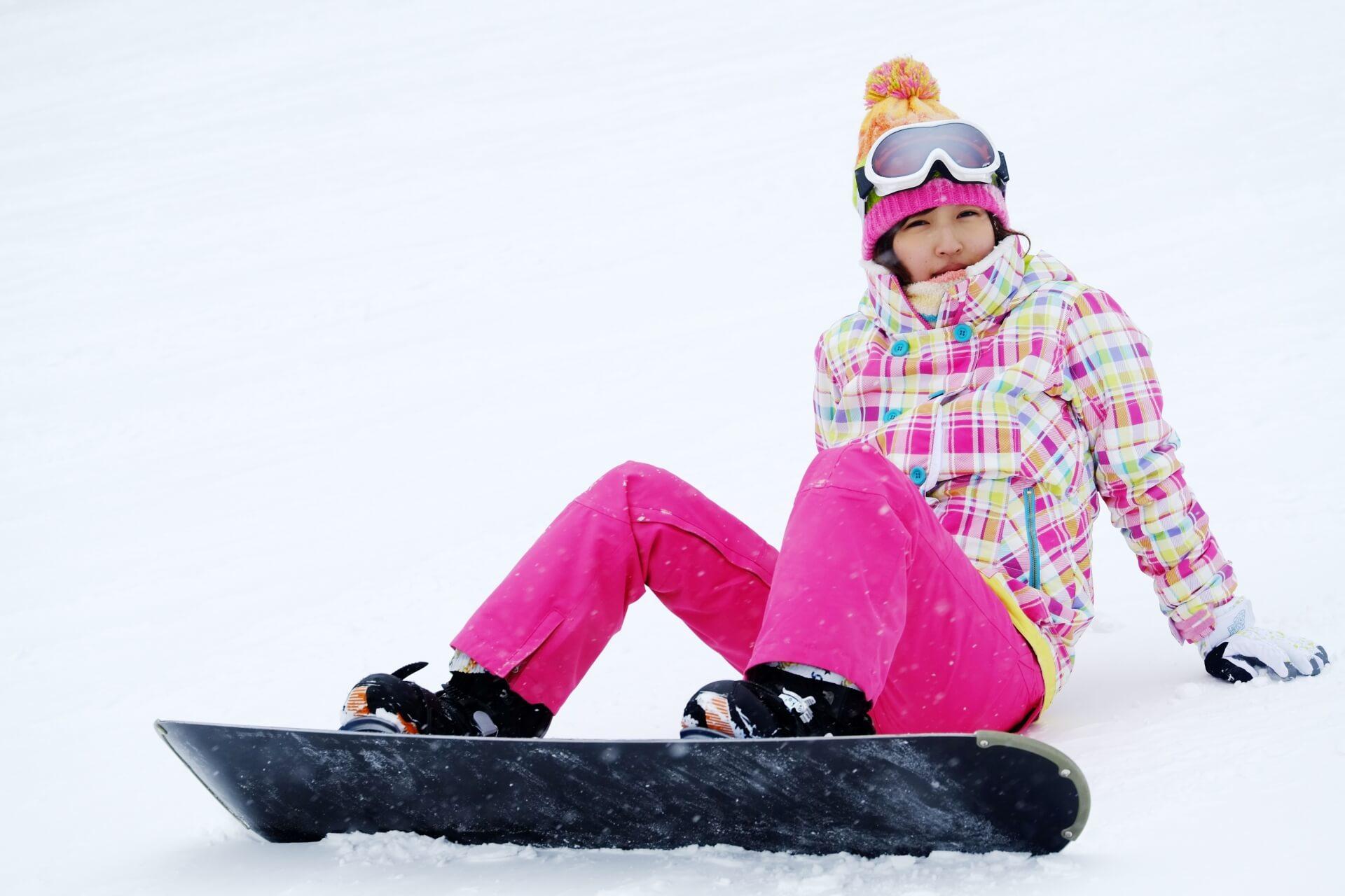 スノーボードのレディースウェアのオススメはこれ!