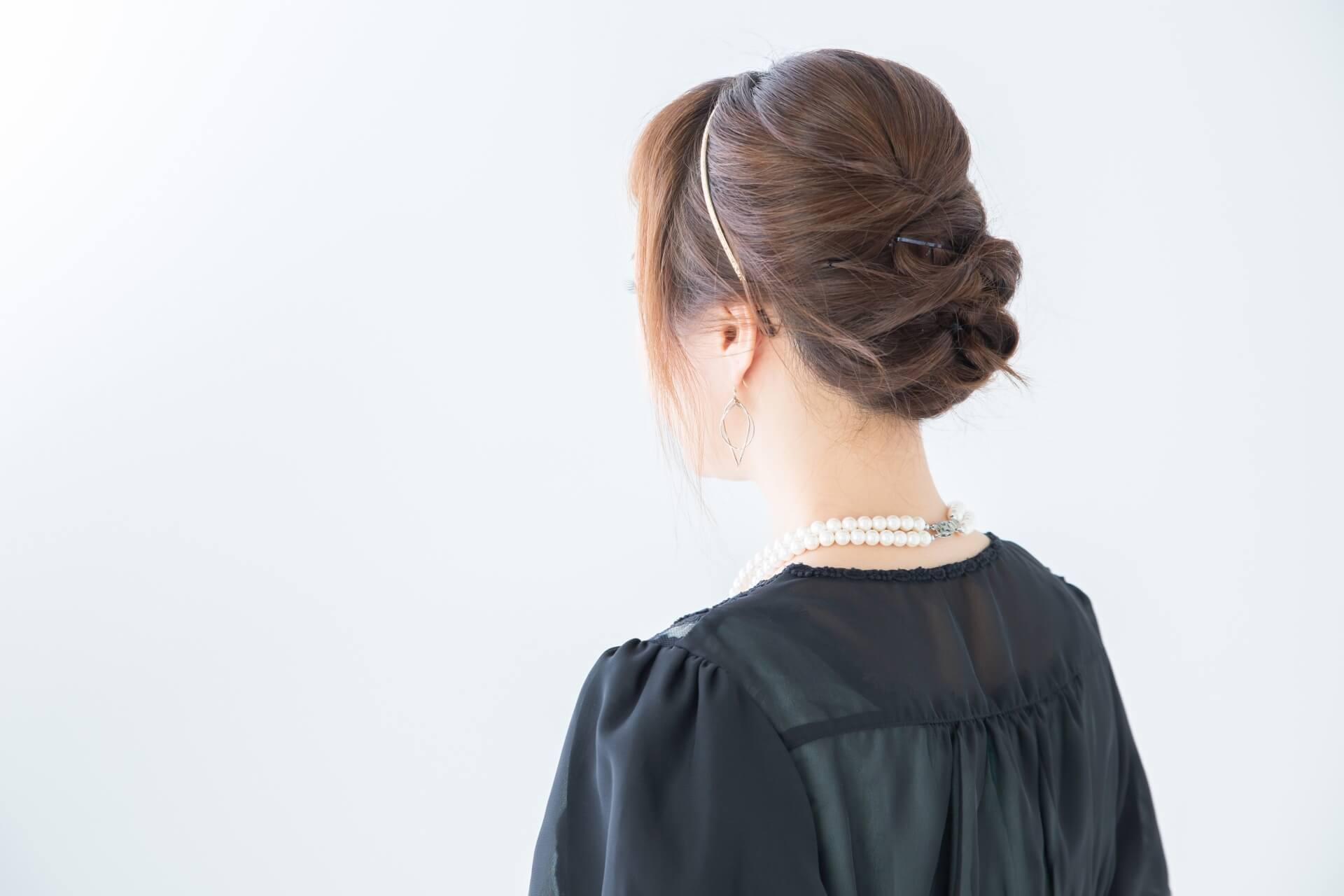 パーティーの時におすすめのヘアスタイル