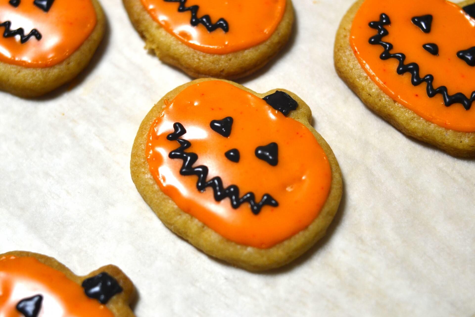 お化けたちにあげよう!ハロウィンの可愛い手作りお菓子