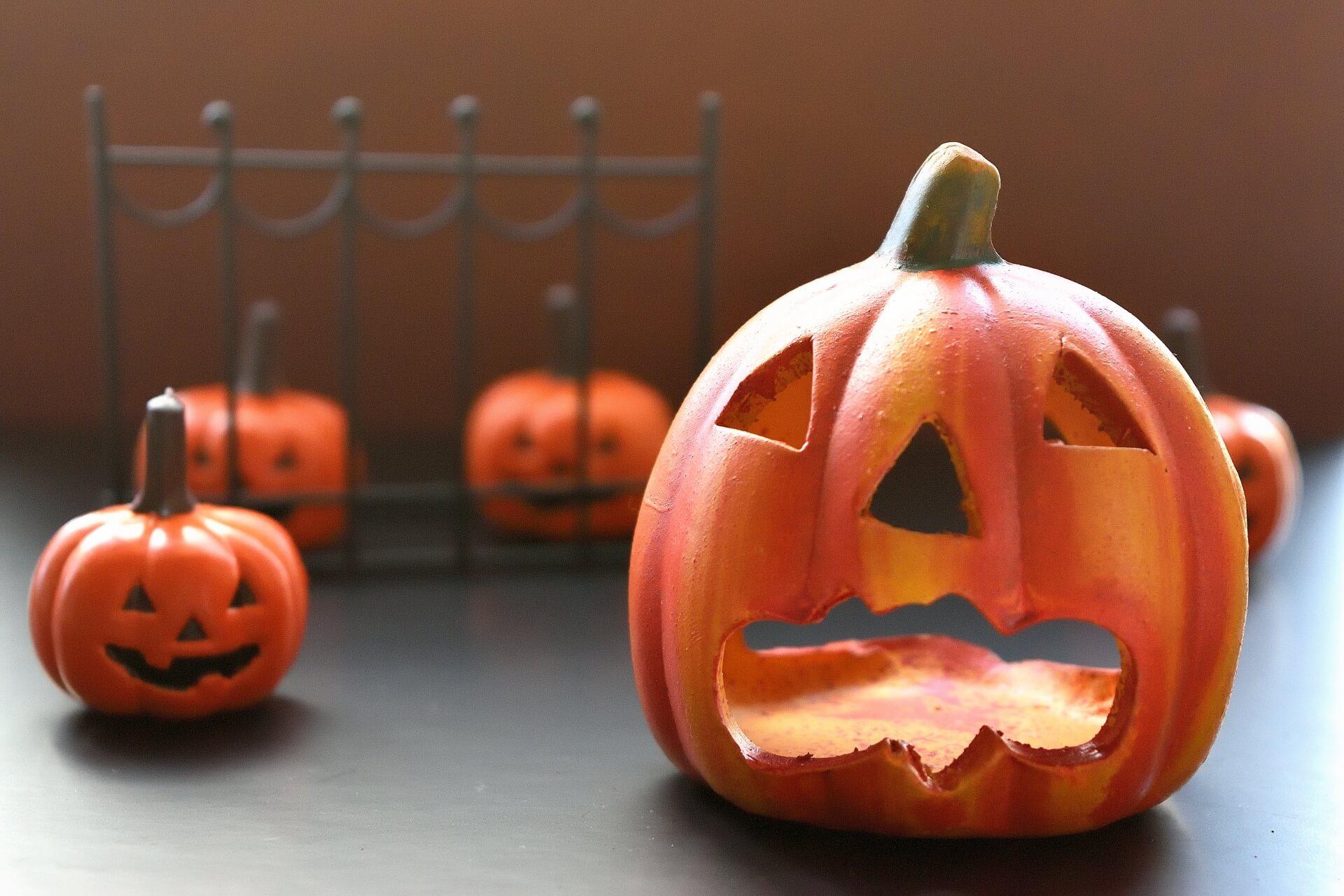 【雑学】ハロウィンとかぼちゃの関係