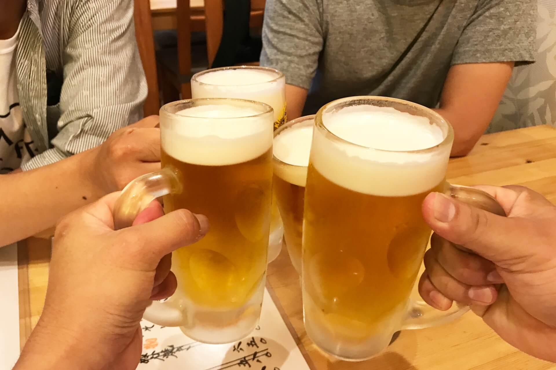 【新宿オススメスポット】ビアガーデン行くならお洒落に楽しまなきゃ!