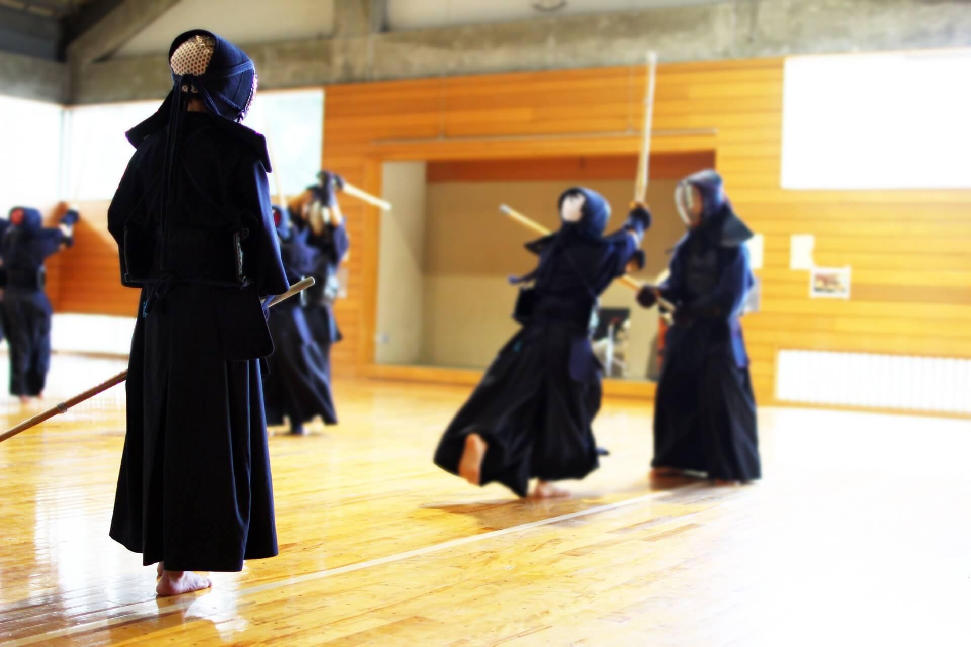 剣道八段の試合はスピード感が違う