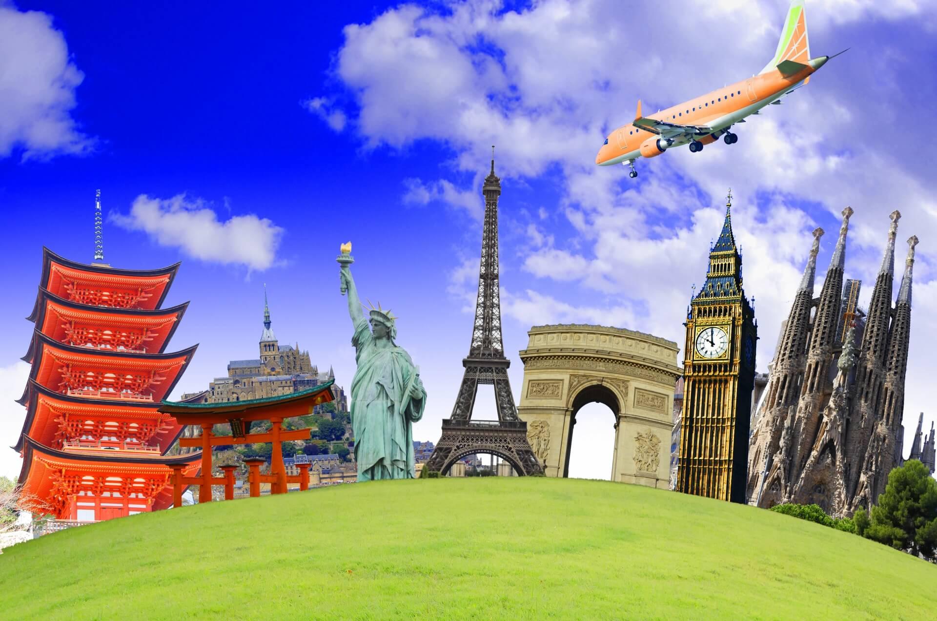 【夏休みの日数別】海外旅行に行くならココ!【厳選情報】