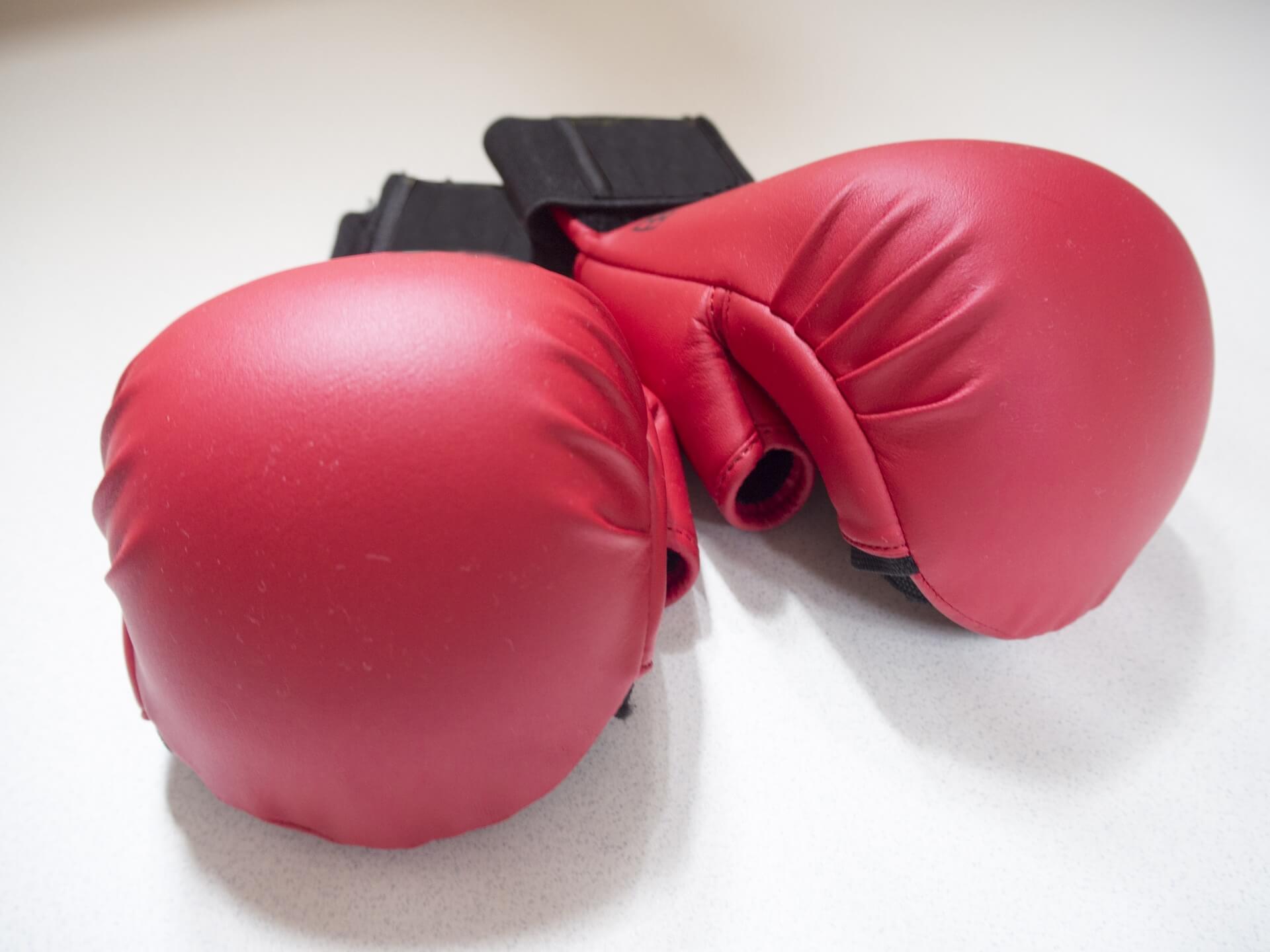 明日は正月だ!大晦日のボクシング