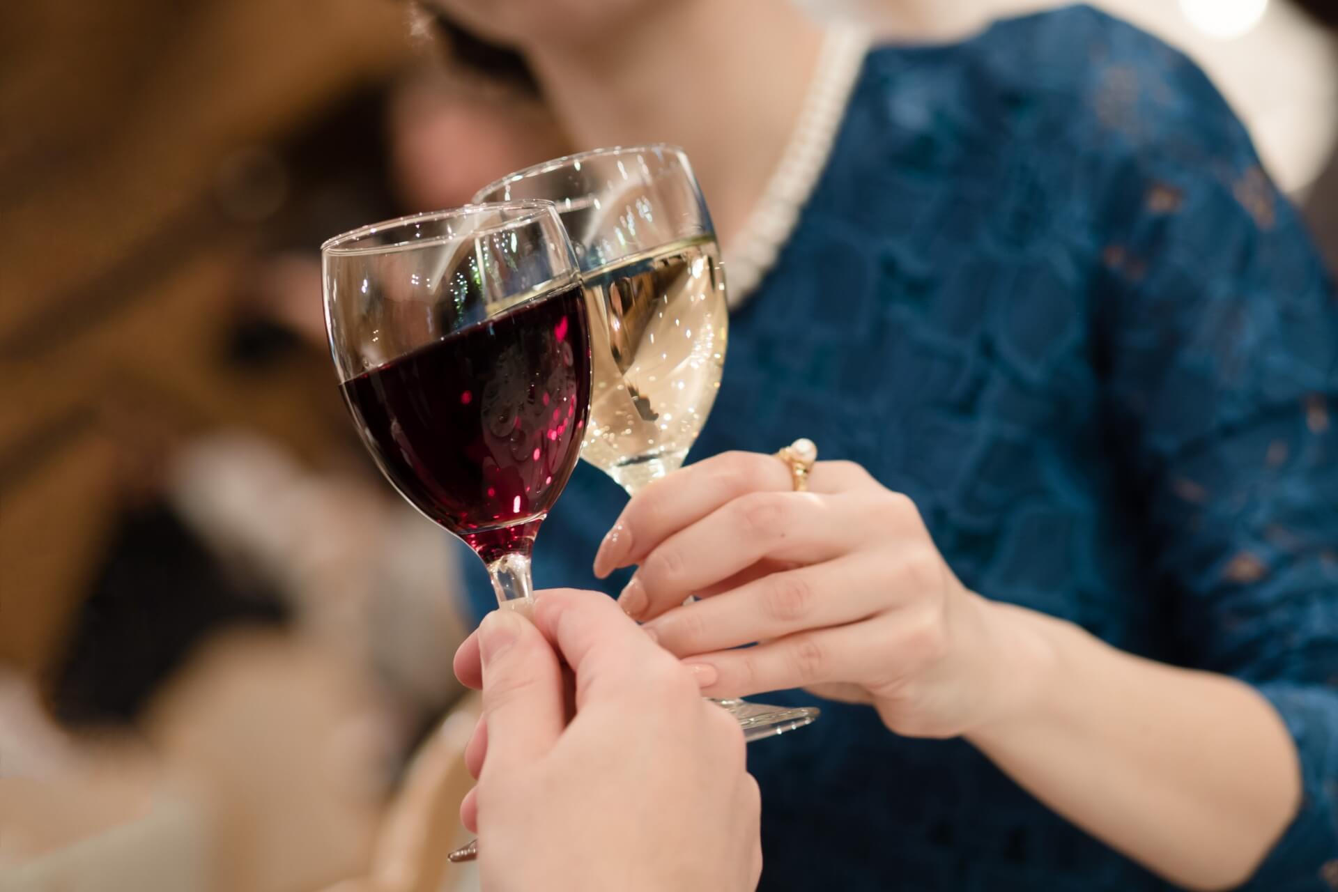 女子会におすすめのワイン7選