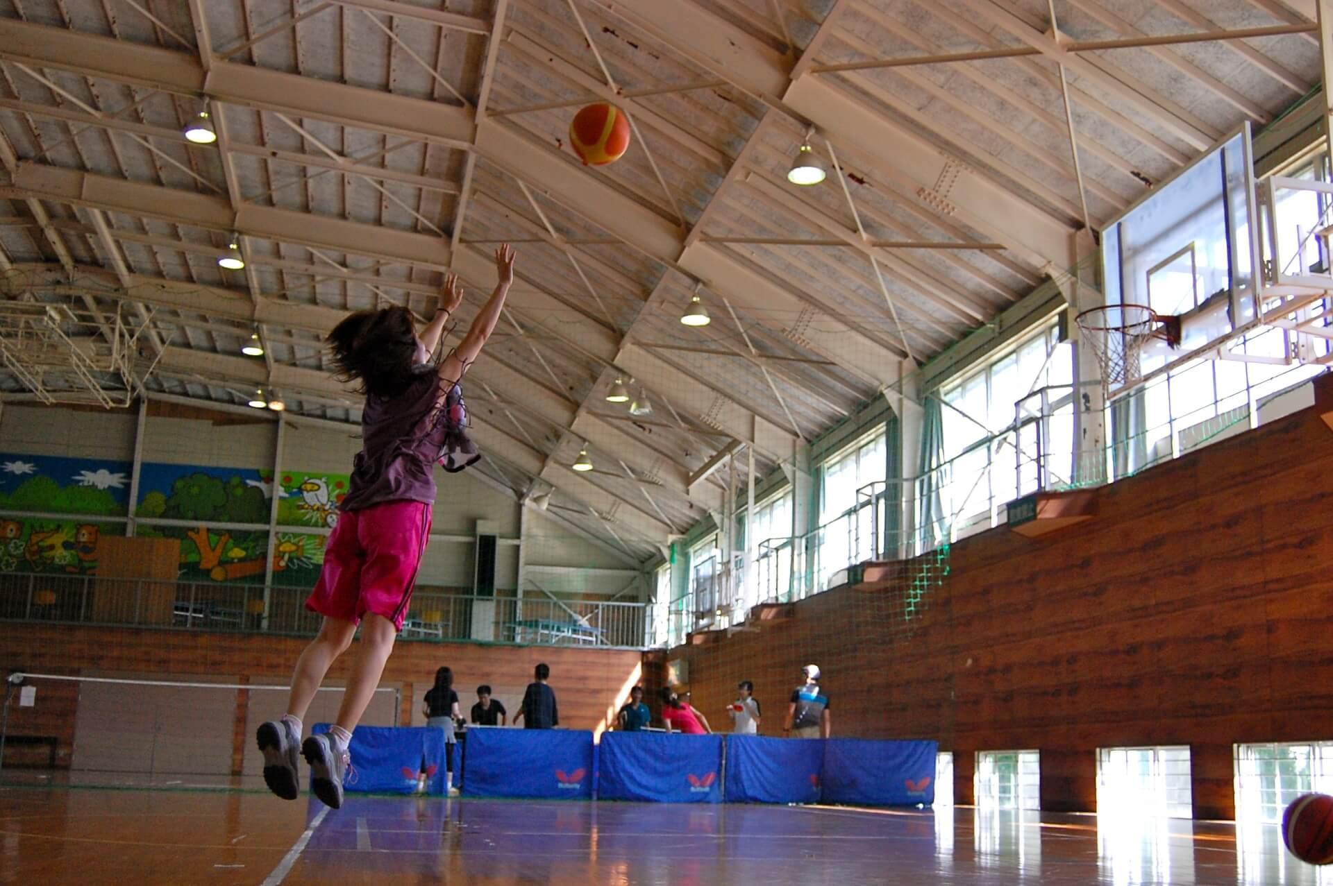 たくさんあるバスケのシュートの種類